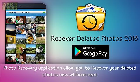 recover deleted photos free