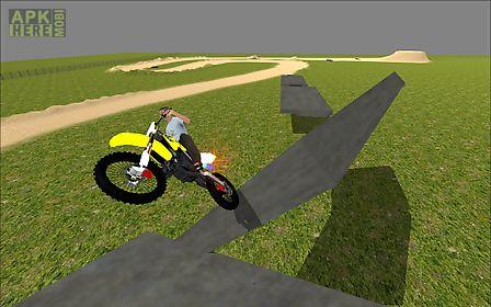 san andreas motocross