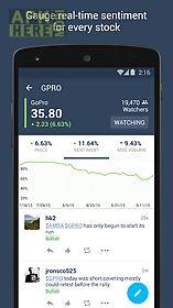 stocktwits - stock market chat
