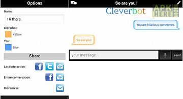 Cleverbot top