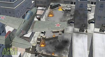 Counter serial attack strike