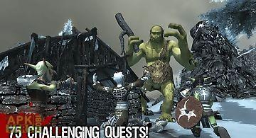 Dangerous troll 3d rpg