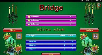 Did bridge