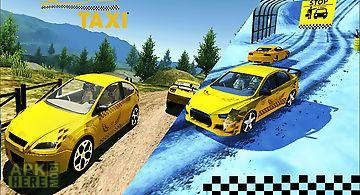 Offroad legend crazy hill taxi
