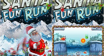 Santa fun run - android