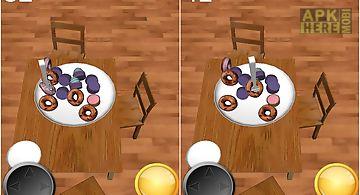 Tea time cupcakes 3d