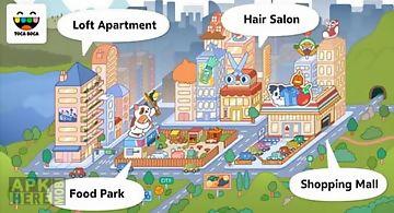 Toca life city existing