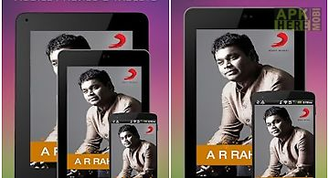 A r rahman songs