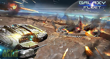 Galaxy fleet: alliance war