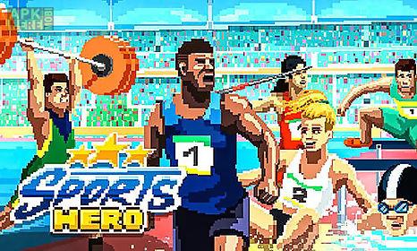 sports hero