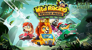 Wild racing: mythical roads