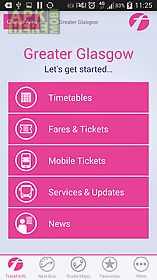 first bus travel information