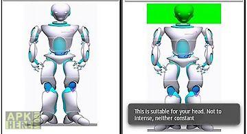Body massage - vibrator