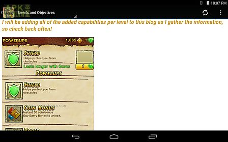 Guide for temple run 2 for Android free download at Apk Here store