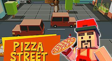 Pizza street: deliver pizza!
