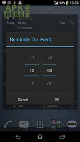 Calendar Widget Apk