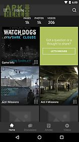 fandom: watchdogs