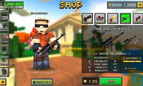 pixel gun 3d hack mod apk freegemscoins tool