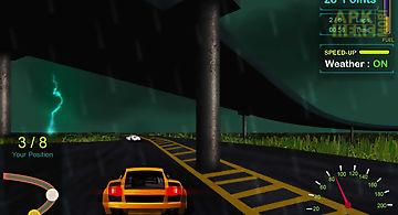 Street car racing
