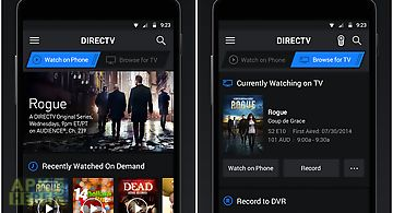 Directv remote for Android free download at Apk Here store