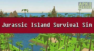 Jurassic island: survival simula..