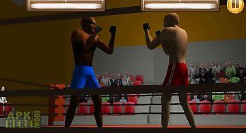Wrestling fight 3d