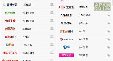 All ofkorea news(south)