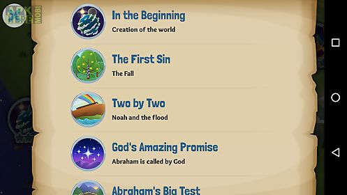 Bible app for kids for Android free download at Apk Here