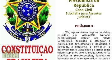 Constituição brasileira grÁti..