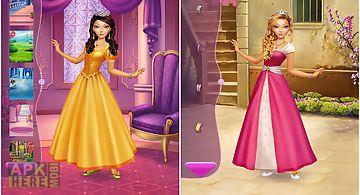 Dress up princess selena