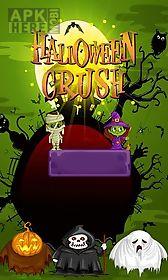 halloween crush: match 3 game