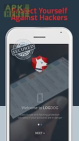 logdog protection from hackers