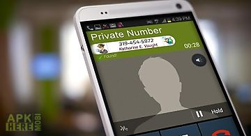 Private number identifier: pro