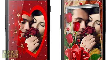 Romantic and love frames