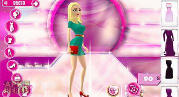 Top model dress up: hair salon