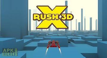 X rush 3d