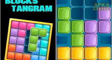 Blocks tangram
