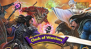 Clash of warriors: 9 legends