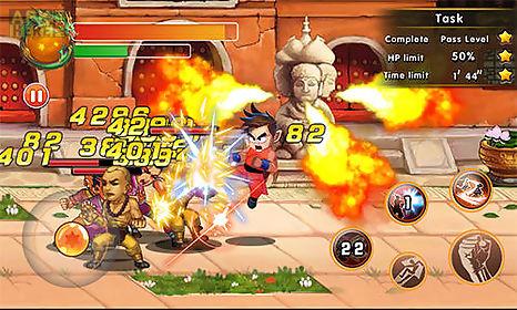 super dragon fighter legend