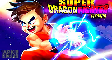 Super dragon fighter legend