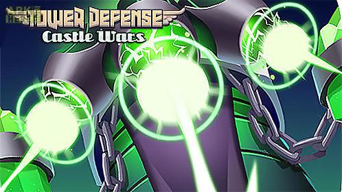 tower defense: castle wars