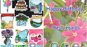 Birthday greetings cards free