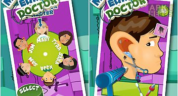 Ear doctor - kids games
