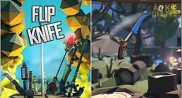 Flip knife 3d