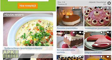 Kotikokki.net reseptit