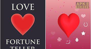 Love fortune teller
