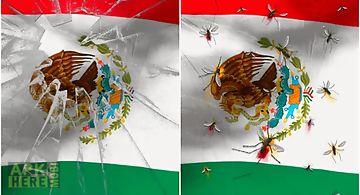 Mexico flag free livewallpaper