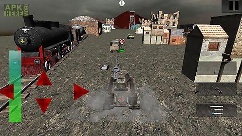 t34 tank battle 3d