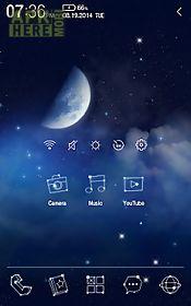 twinkle star atom theme