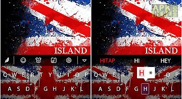 Uk for hitap keyboard